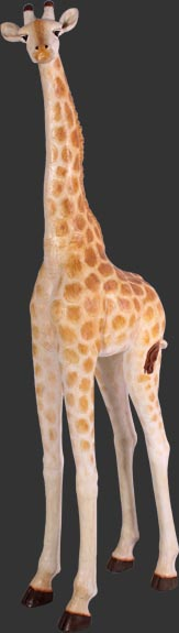 Giraffe 8ft. - Click Image to Close
