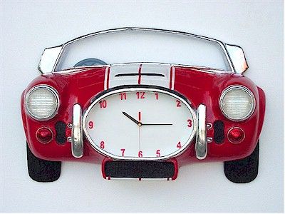 CB-Car Clock