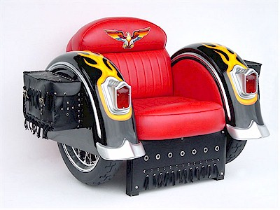 Harley Davidson Chair