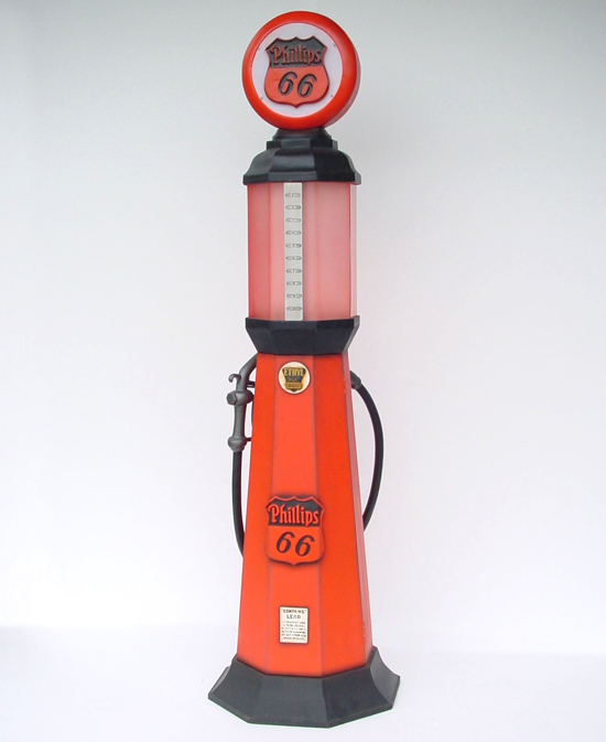 Philips 66, Gas Pump
