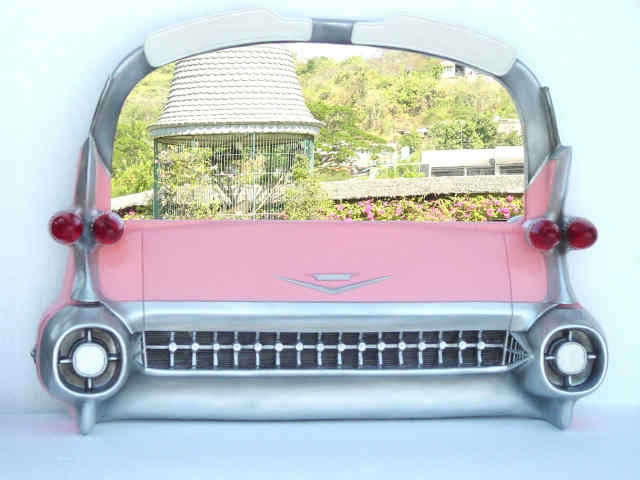 Caddy Mirror