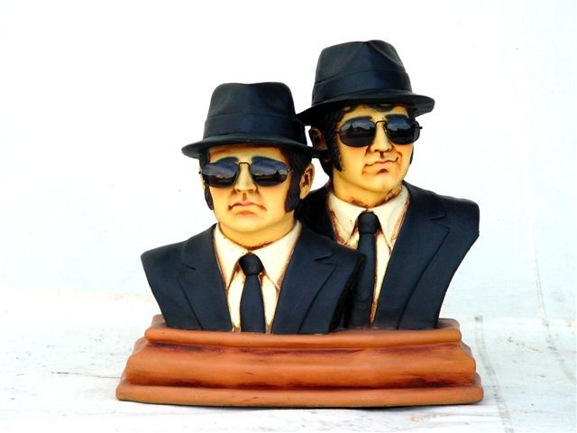 Blues Brothers Bust