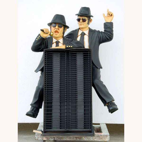 Blues Brothers CD Holder