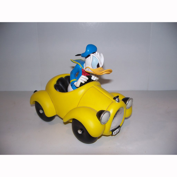 Donald with Road Rage
