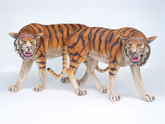 Tiger Statue ( each )